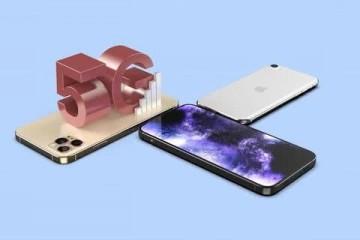 iPhone12概念图支撑5G砍掉刘海iPhone11比较弱爆了