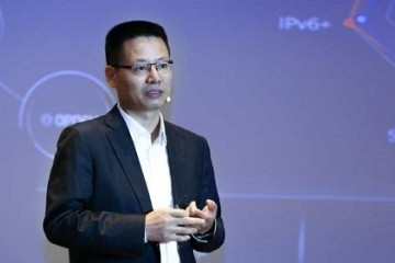 华为胡克文5G和云年代将重构网络结构