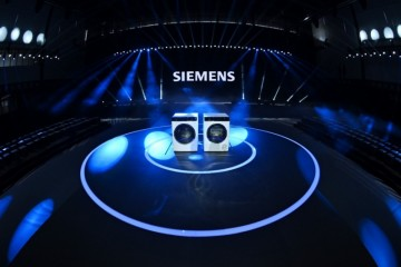 西门子超氧洗衣机席卷年末高潮,实力开启洗涤技术新时代